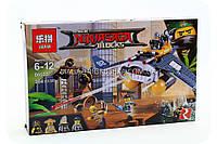 Конструктор Ninjasaga «Бомбардировщик Морской дьявол» (364 детали), фото 1
