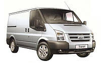 Поперечины на рейлинги Ford Transit (2003+)