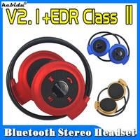 Безпроводные наушники Bluetooth Mini 503 Headphones Portable Neckband Sport Wireless Headsets Stereo