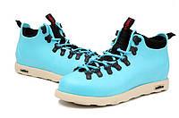 Мужская обувь Native Fitzsimmons blue