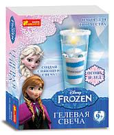 """Набор для творчества """"Гелевая свеча. Frozen"""""""