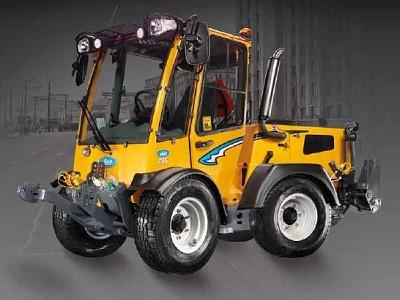 Многофункциональная машина Wille 265 CAT C2.2 EU