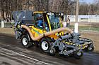 Многофункциональная машина Wille 265 CAT C2.2 EU, фото 3