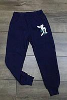 Утепленные спортивные штаны с начесом. 6- лет.
