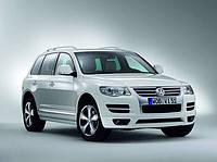 Поперечины на рейлинги Volkswagen Touareg (2002-2010)