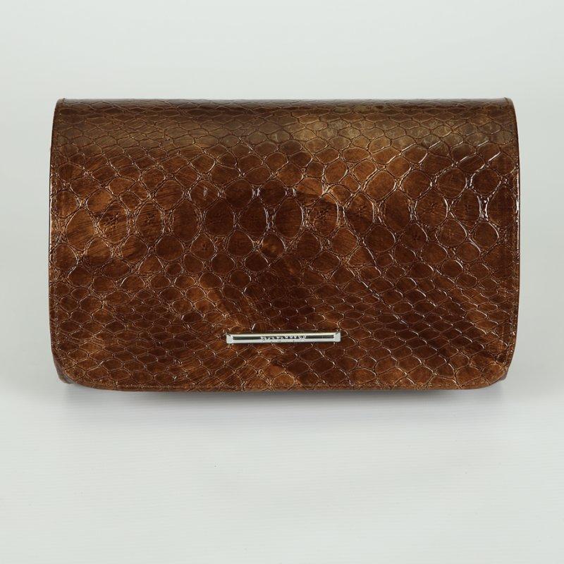 e73cfc9ec801 Женский клатч с имитацией кожи крокодила М63-241-1/1, цена 450 грн ...