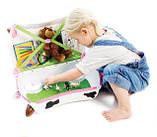 Чемодан детский на колесах Trunki - каталка, фото 5