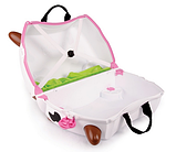 Чемодан детский на колесах Trunki - каталка, фото 3