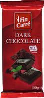 Шоколад черный Fin Carre Dark Chocolate 100гр