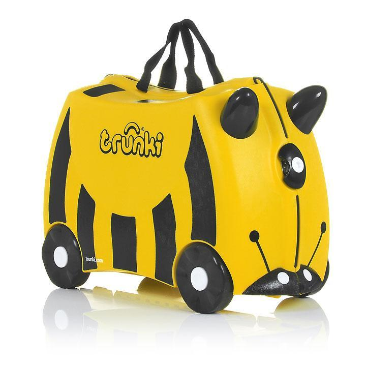 Чемодан детский на колесах Trunki - каталка