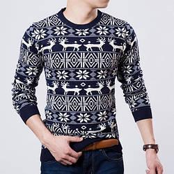 Тренд сезона - свитера с оленями оптом