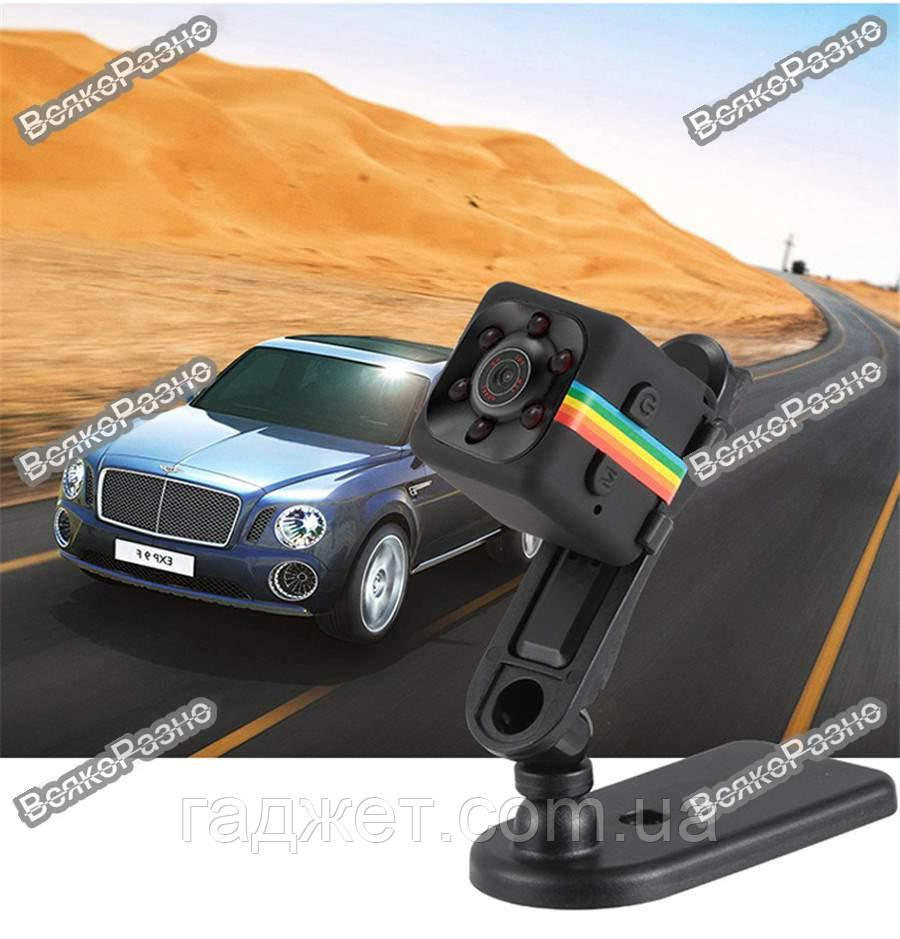Видеорегистратор – мини камера SQ11.