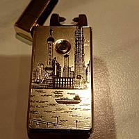 Электроимпульсная зажигалка USB зажигалка M2. Электронная дуговая зажигалка.