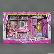 Лялька з меблями Dream Set