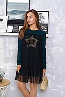 Платье мегамодное Винтаж р 44,46,48,50, фото 1