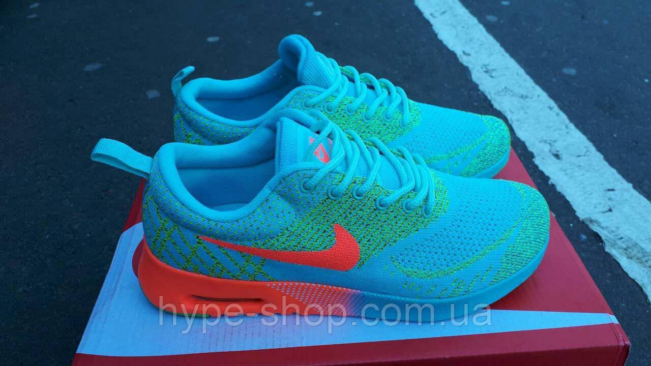Кроссовки в стиле Nike Air MaxThea\женские.