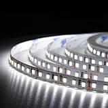 Светодиодная лента BIOM Professional 2835-120 W белый, негерметичная, 5метров, фото 3
