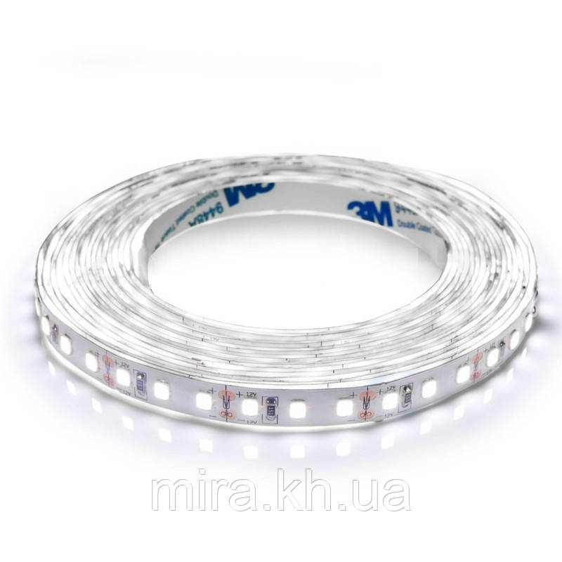 Светодиодная лента BIOM Professional 2835-120 W белый, негерметичная, 5метров