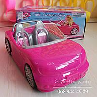 Машинка розовая 34см для Куклы 29см, в кор-ке, 35,5-19,5-14см