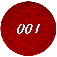 Шапка с вуалью Красный