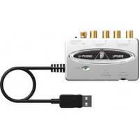Behringer UFO 202 USB аудиоинтерфейс, 2входа/2выхода