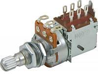 DiMarzio EP1201 PP потенциометр для электрогитары, 500 кОм