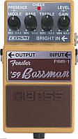 Boss FBM1 педаль для гитары, эффект - Fender 59 Bassman