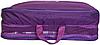 Дорожный комплект органайзеров Premium (фиолетовый), фото 3