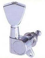 Paxphil J 04 6-in line CR колки для электрогитары, закрытый тип, 6 в линию