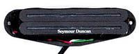 Seymour Duncan SHR-1B HOT RAILS звукосниматель сингл рельсового типа для электрогитары