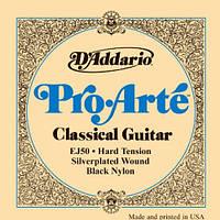 D'Addario EJ50 комплект струн для классической гитары