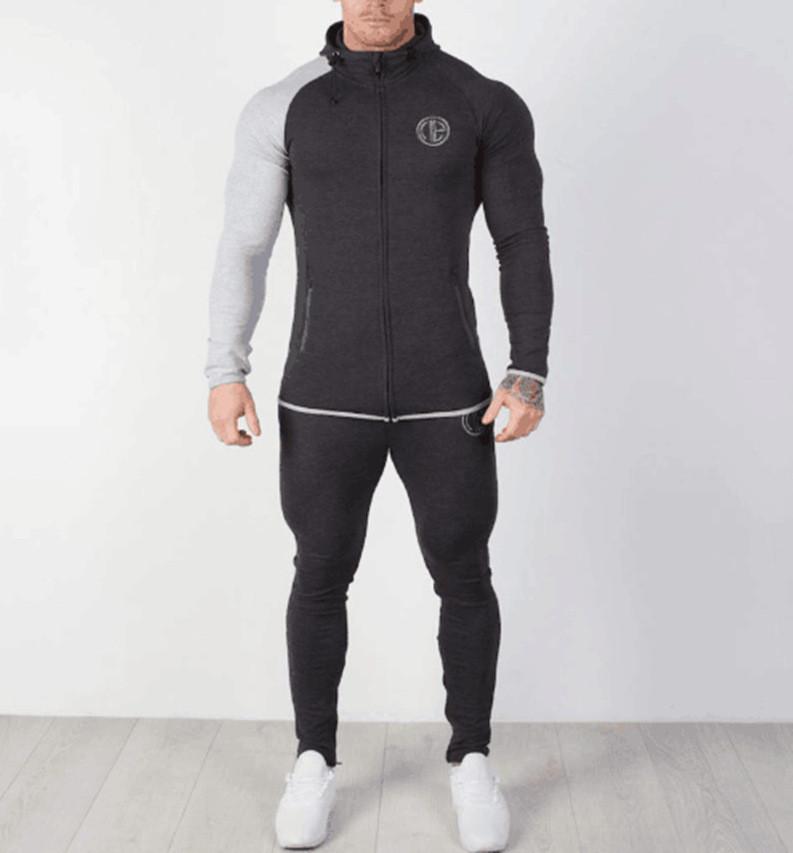 Чоловіча  спортивна кофта  FS7654