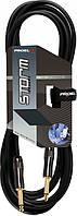 Proel STORM 100 LU6 кабель для электрогитары J6,3 - J6,3 (6m)