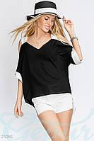Свободная летняя блуза