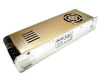 Блок питания для светодиодной ленты 12в 360 Вт MS-360-12 узкий