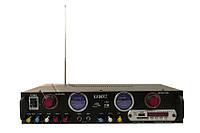 Усилитель звука UKC KA-105 +FM +USB +караоке B7278