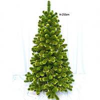 Искусственная елка, h-250 см.