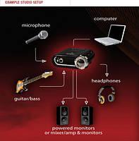 Аудиоинтерфейс Line 6 GX POD STUDIO USB 2.0