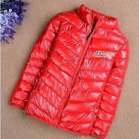 Детская курточка лак
