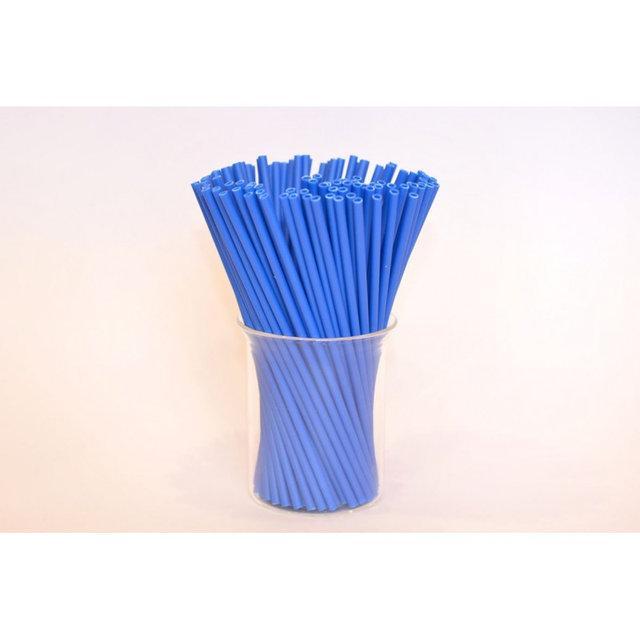 Палочки для кейк-попсов синие