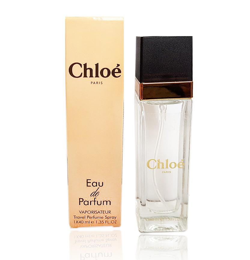 мини парфюм Chloe Eau De Parfum хлое о дэ парфюм 40 мл реплика