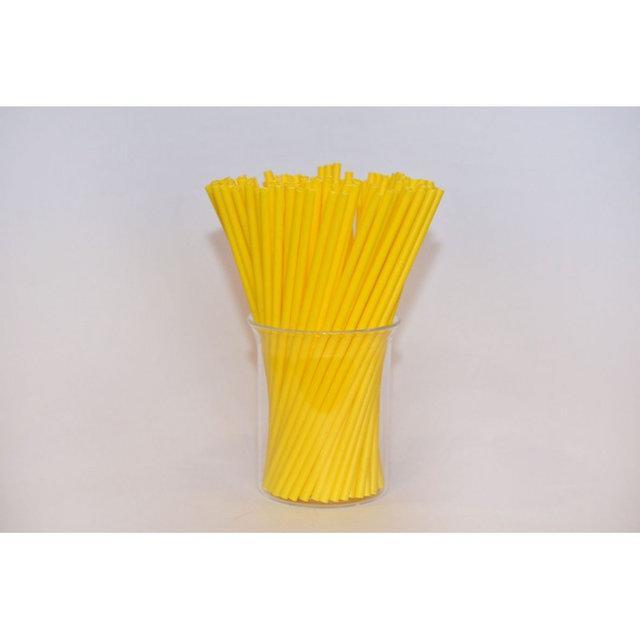 Палочки для кейк-попсов желтые