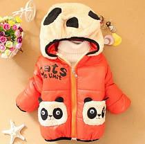 Детская куртка панда , фото 3