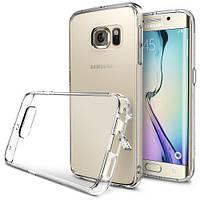 Силиконовый чехол 0,3 мм для Samsung S6 Edge