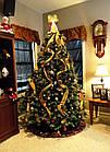 Искусственная елка сосна 3 м Кавказская новогодняя, фото 4
