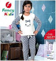 """Теплая пижама для девочки """"Fancy"""", Турция"""