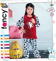 """Пижама для девочки """"Fancy"""", Турция,4-14 лет"""