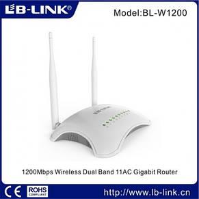 Роутер wifi двухдиапазонный LB-LINK BL-W1200, фото 2