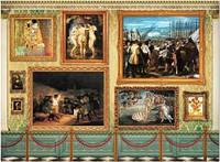 Пазл Educa Музей шедевров, 12000 элементов  17137