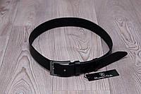Мужской кожаный ремень Massimo Dutti